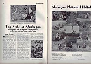 MOTORCYCLIST, NO. 528, SEPTEMBER 1941 Official Publication American Motorcycle Association: ...