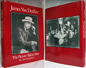 JAMES VAN DERZEE THE PICTURE TAKIN' MAN: Haskins, Jim