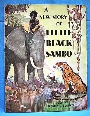 A NEW STORY OF LITTLE BLACK SAMBO: Bannerman, Helen