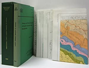 GEOLOGY AND MINERAL RESOURCES OF SOUTHERN SOMERSET COUNTY, PENNSYLVANIA (IN SLIP CASE WITH 13 FOL...