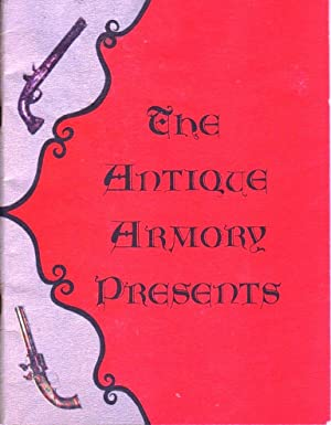 THE ANTIQUE ARMORY (Firearms Catalogue): Hutcheson, T. M.