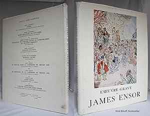 L'OEUVRE GRAVE DE JAMES ENSOR 129 Reproductions: Croquez, Albert