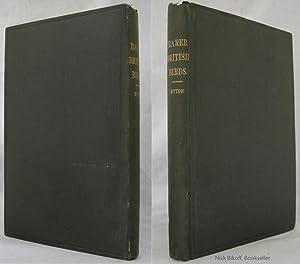 A HISTORY OF THE RARER BRITISH BIRDS: Eyton, T. C.