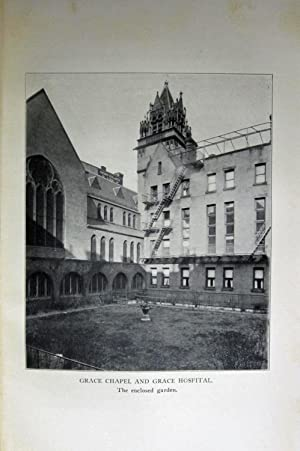 GRACE CHURCH AND OLD NEW YORK: Stewart, William Rhinelander