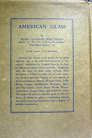 AMERICAN GLASS (1927): Northend, Mary Harrod