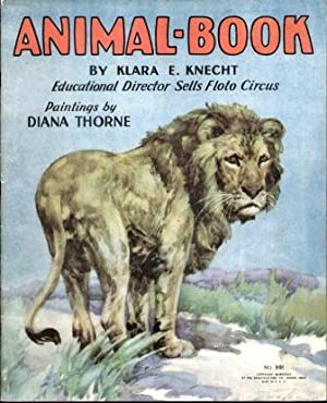 ANIMAL BOOK (1933): Knecht, Klara E.