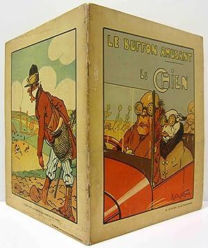 LE CHIEN Le Buffon Amusant: Sirven, B. Editeur