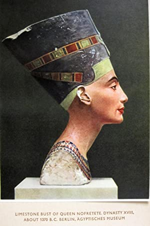 THE ART OF ANCIENT EGYPT, ARCHITECTURE - SCULPTURE - PAINTING- APPLIED ART: Ranke. Hermann, Intro.