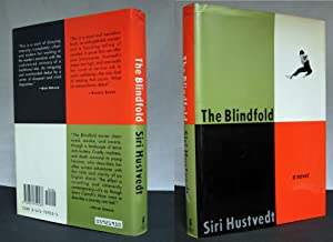 THE BLINDFOLD (INSCRIBED, AUTHORS FIRST BOOK): Hustvedt, Siri