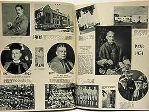 THE 1951 GALLEON YEAR BOOK Seton Hall University, South Orange, N. J.: Seton Hall