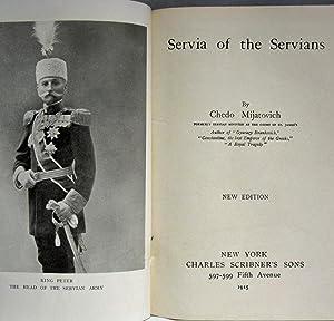 SERVIA OF THE SERVIANS: Mijatovich, Chedo