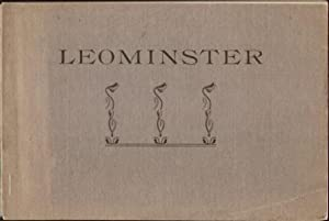 VIEWS OF LEOMINSTER (1907, MASSACHUSETTS) With Poetical Selections from Various Authors: Unknown