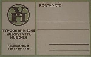 "Hainer & Cie"" originale Farb-Lithographie (ca. 9x14cm): Reklame:"