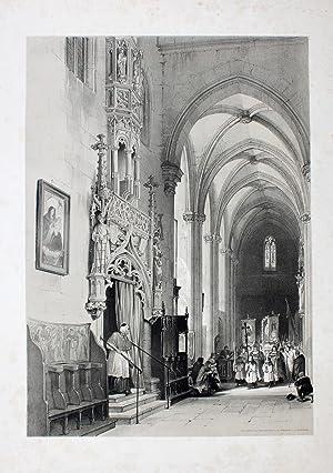 """Entrance to the Sacristy St. Laurent Nuremberg"""": Nürnberg:"""