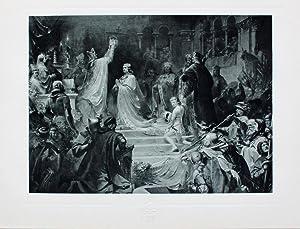 Kaiserkrönung Ludwig des Bayern in Rom, 17.: Deutschland:
