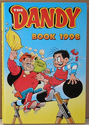 The Dandy Book 1998: unknown