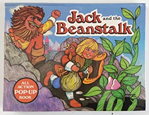 Jack and the Beanstalk.All Action Pop-Up Book