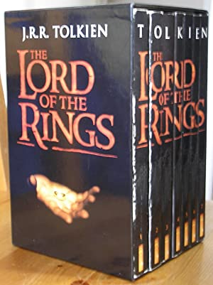 The Lord of the Rings Boxed Set: Tolkien, J. R.