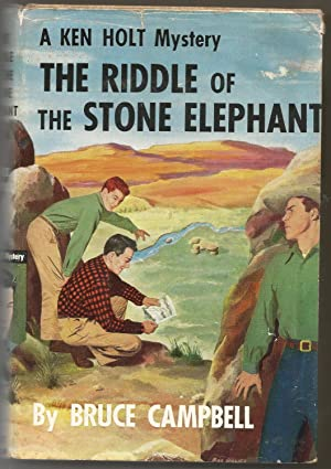 Ken Holt #2: The Riddle of the Stone Elephant