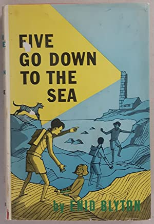 Five Go Down to the Sea.The Famous Five