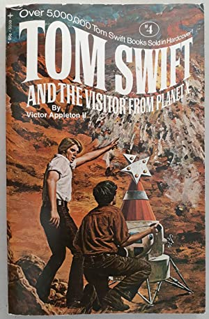 TS #4: Tom Swift and the Visitor from Planet X