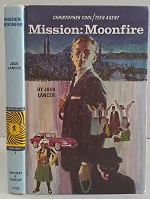 Christopher Cool #2: Mission: Moonfire