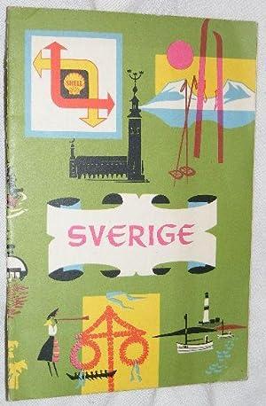 Sverige, Sweden, Schweden, Suede 1:500000 Map: Kartografiska Institutet