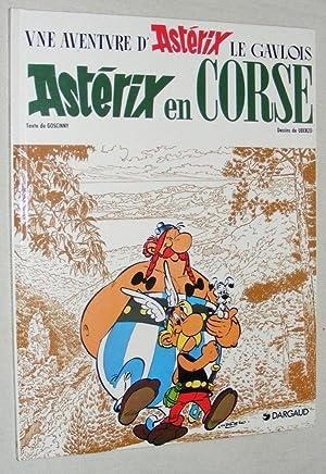 Astérix en Corse: Goscinny