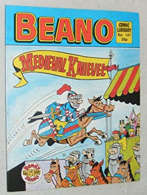 Beano Comic Library No.141. Medieval Knievel (Lord Snooty): D C Thomson