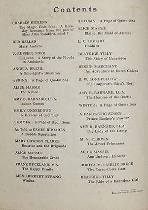 The Green Book for Girls: Mrs Herbert Strang