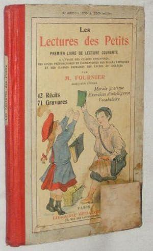 Les Lectures Des Petits ; Premier Livre: M Fournier