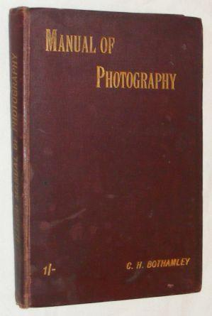 The Illford Manual of Photography