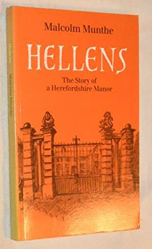 Hellens: the story of a Herefordshire manor