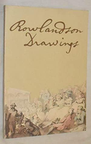 Rowlandson Drawings from Paul Mellon Collection: Exhibition Catalogue
