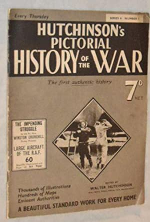 Hutchinson's Pictorial History of the War Series 6 Number 1