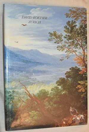 Fine Old Master Paintings, principally of the: David Koetser