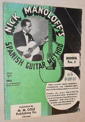 nick manoloff spanish guitar method pdf download