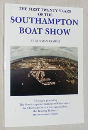 The First Twenty Years of the Southampton: Norman Kemish