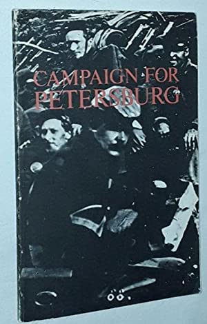 Campaign for Petersburg (National Park Service History Series)