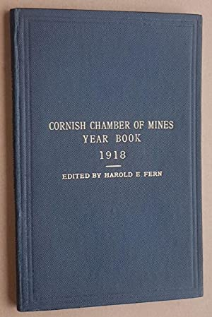 Cornish Chamber of Mines Year Book 1918