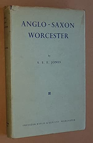 Anglo-Saxon Worcester
