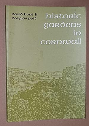 Historic Gardens in Cornwall: an annotated list