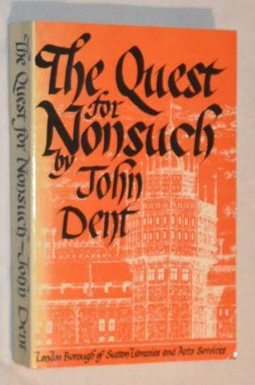 The Quest for Nonsuch