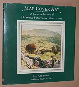 Map Cover Art: a pictorial history of Ordnance Survey cover illustrations