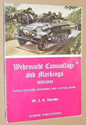 Wehrmacht Markings, 1939-1945: vehicle colours, divisional and tactical signs