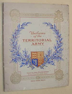 Uniforms of the Territorial Army (Player's Cigarette cards in album)