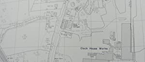 Ordnance Survey TQ 1638-1738, 1:2500 Plan (Surrey, Clockhouse)