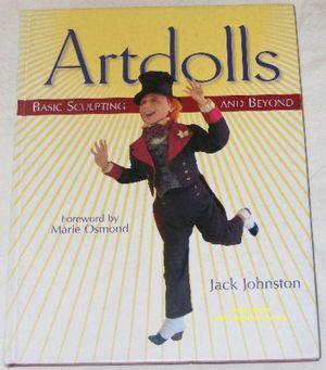 Artdolls : Basic Sculpting and Beyond: Jack Johnston