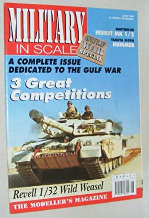 Military in Scale 43, June 1996 [Gulf War Special]