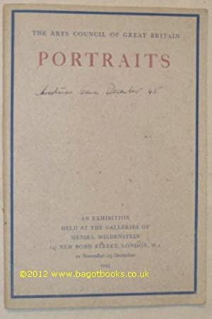 Portraits: An Exhibition Held at the Galleries of Messr. Wildenstein, 147 New Bond Street, London...